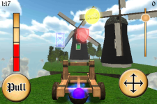 Sky Catapult 3D screenshot 4/6
