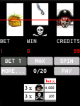 Pirates slot machine screenshot 2/3