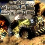 3D Guns Wheels and Madheads 2 screenshot 1/2