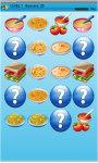 Food Dishes Memory Game Free screenshot 3/4