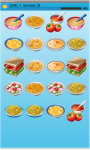 Food Dishes Memory Game Free screenshot 4/4