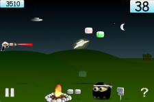 Marshmallow Ninja - Lite screenshot 5/6