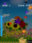 Flowery Falls Free screenshot 4/6