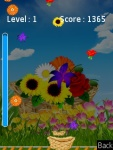 Flowery Falls Free screenshot 5/6