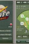 ESPN iScore Baseball Scorekeeper screenshot 1/1