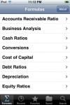 Finance Formulator screenshot 1/1