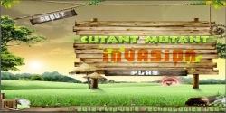 Cutant Mutant Invasion screenshot 1/4
