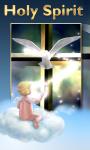 Holy Spirit Cross LWP free screenshot 1/3