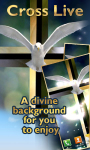 Holy Spirit Cross LWP free screenshot 2/3