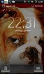 Bulldogs Live Wallpaper screenshot 4/6