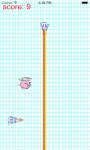 A Brave Flying Pig: Laser Gun Shooting Free screenshot 1/3