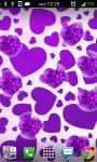 Bubble Love Live Wallpaper screenshot 3/6