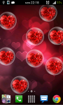 Bubble Love Live Wallpaper screenshot 6/6