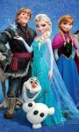 Frozen HD Wallpaper screenshot 1/1