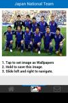 Japan National Team Wallpaper screenshot 4/5