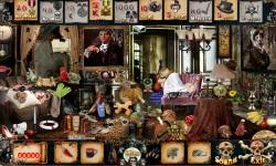 Free Hidden Object Games - The Dark Castle screenshot 3/4