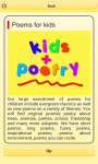 Poems For Kids screenshot 1/2