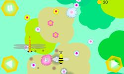 Bee Adventure screenshot 2/4