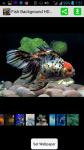 Fish Background HD Wallpaper screenshot 1/4