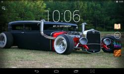 Hot Rod Wallpaper screenshot 2/4