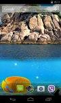 Ocean 3D Live Wallpaper Parallax screenshot 1/4