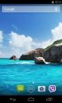 Ocean 3D Live Wallpaper Parallax screenshot 2/4