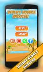 Desert Bubble Shooter screenshot 1/4