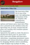 Bangalore City screenshot 4/4