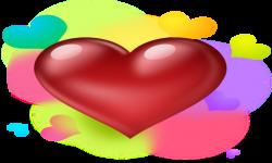 HQ Fluffy Heart Wallpaper screenshot 2/4
