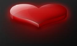 HQ Fluffy Heart Wallpaper screenshot 3/4