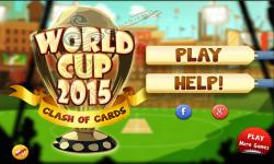 Clash of Cricket Cards screenshot 2/4
