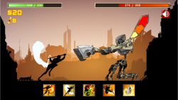 Impossible Fight -2- screenshot 1/6