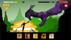 Impossible Fight -2- screenshot 2/6