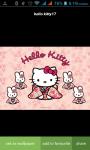 Hello Kitty New Wallpaper screenshot 2/3