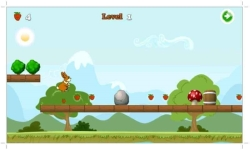 Rabbit Run Game Android screenshot 2/2