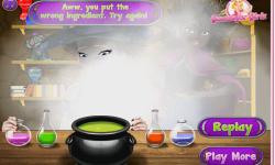 Elsa and Anna Superpower Potions screenshot 3/4