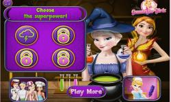 Elsa and Anna Superpower Potions screenshot 4/4
