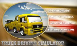 Heavy Duty Truck Simulator 3D screenshot 1/5