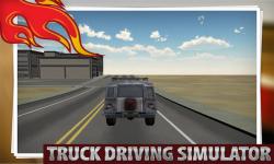 Heavy Duty Truck Simulator 3D screenshot 3/5