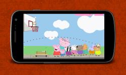 Peppa Pig Basketball screenshot 2/4
