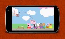 Peppa Pig Basketball screenshot 3/4