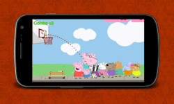 Peppa Pig Basketball screenshot 4/4