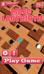 Maze Labyrinth screenshot 1/6