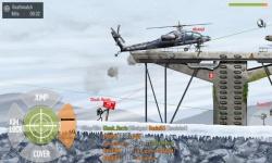 Stickman Warrior Battlefields screenshot 1/5