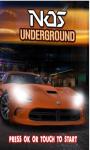 NOS Underground -free screenshot 1/3