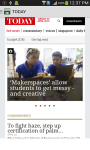 News Zone - Singapore screenshot 5/6