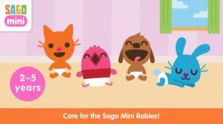 Sago Mini Babies rare screenshot 2/6