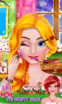 Xmas Princess Salon screenshot 1/6