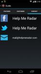 MyRadar Weather Radar Ad  existing screenshot 3/6