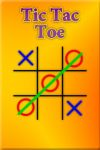Tic Tac Toe Android screenshot 1/6